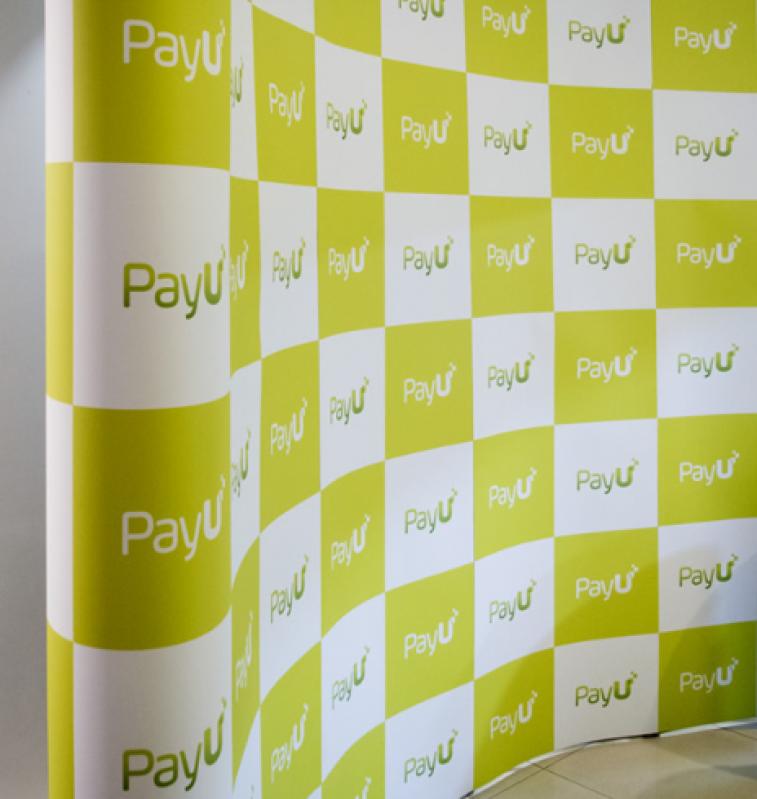 Comprar Painel Backdrop 2x2 para Eventos Promocionais Vila Pirituba - Painel Lona Backdrop para Fotos em Eventos