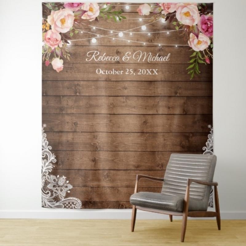 Painel Backdrop Casamento