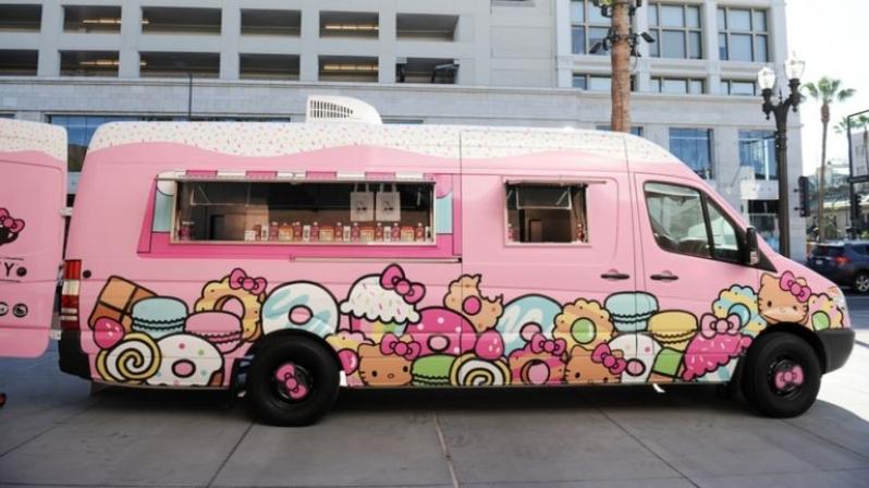 Preço de Envelopamento de Food Truck Franquia Guarulhos - Envelopamento para ônibus