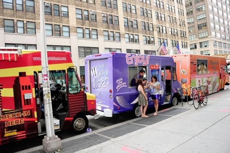 Serviço de Envelopamento de Food Truck Franquia Serra da Cantareira - Envelopamento para ônibus
