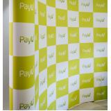 comprar painel backdrop 2x2 para eventos promocionais Alphaville Industrial