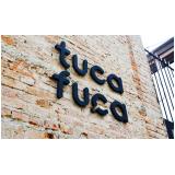 empresa de comunicação visual fachada Lauzane Paulista