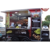 envelopamento de food truck franquia Francisco Morato