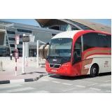 envelopamento de frota de ônibus rodoviário Alphaville Industrial