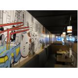 orçamento de adesivo de parede para comércio Serra da Cantareira