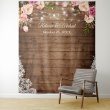 painel backdrop casamento
