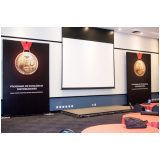 painel backdrop personalizado para eventos