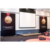 painel backdrop personalizado Jockey Club