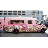 preço de envelopamento de food truck com logo Vila Endres