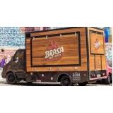 serviço de envelopamento de food truck de churrasco Jd da Conquista