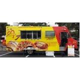 serviço de envelopamento de food truck de pizza Bairro do Limão