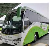 serviço de envelopamento de frota de ônibus rodoviário Parque Anhembi