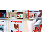 sinalização para supermercado Cantareira