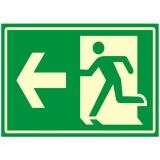 sinalização para fábrica