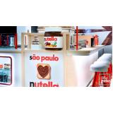 sinalização supermercado Vila Dila